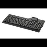 Fujitsu KB SCR2 USB QWERTZ German Black keyboard