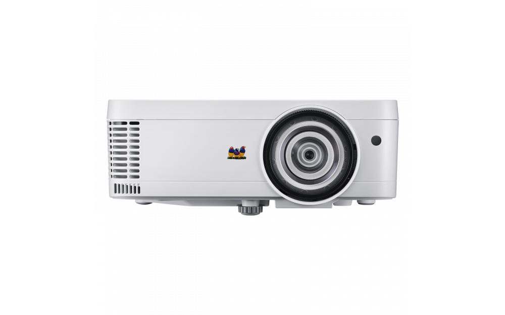 Viewsonic PS501W data projector 3400 ANSI lumens DLP WXGA (1280x800) 3D Desktop projector White