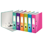 Leitz WOW ring binder A4 Multicolour