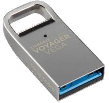 Corsair Voyager Vega 64 GB 64GB USB 3.0 Silver USB flash drive