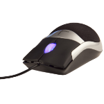 Urban Factory Mouse Foamy, Optical, USB 2.0, 800 dpi, Black/Grey