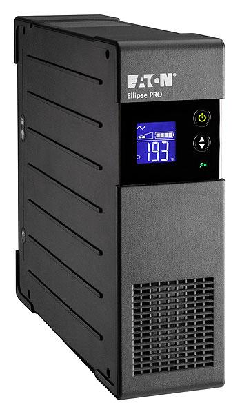 Eaton Ellipse PRO 850 DIN sistema de alimentación ininterrumpida (UPS) Línea interactiva 850 VA 510 W 4 salidas AC