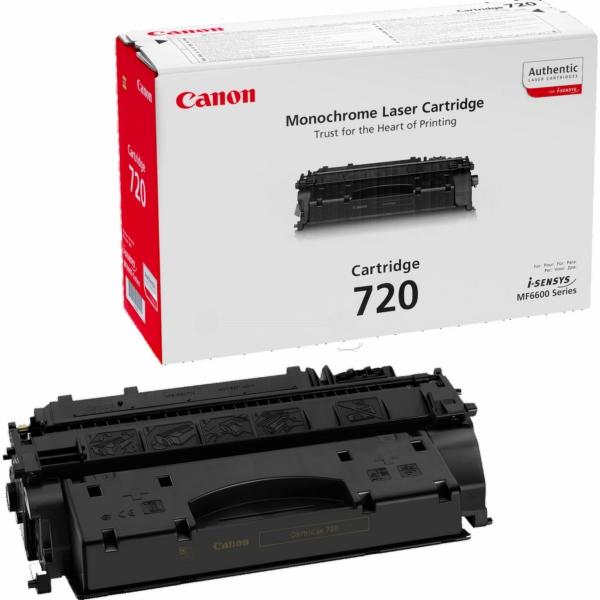 Canon 2617B002 (720) Toner black, 5K pages