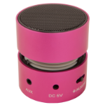 Urban Factory Mini Speaker 3 W Mono portable speaker Rosa