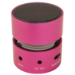 Urban Factory Mini Speaker 3 W Mono portable speaker Rosa