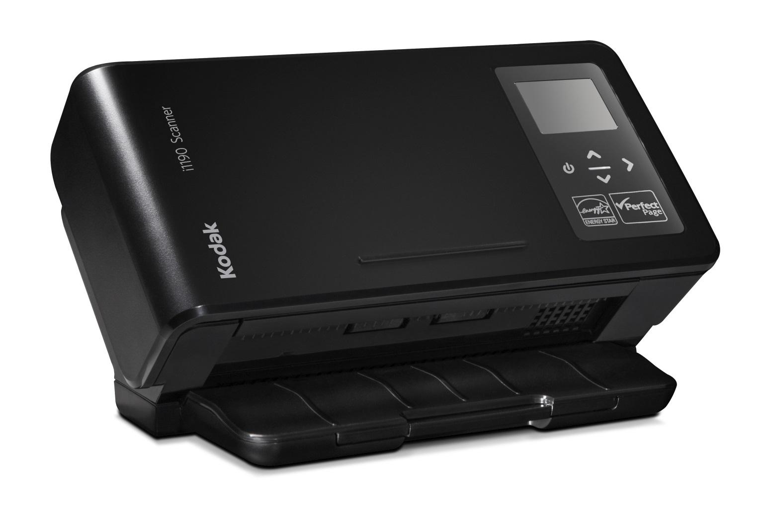 Kodak i1190 Scanner ADF scanner 600 x 600DPI A4 Black