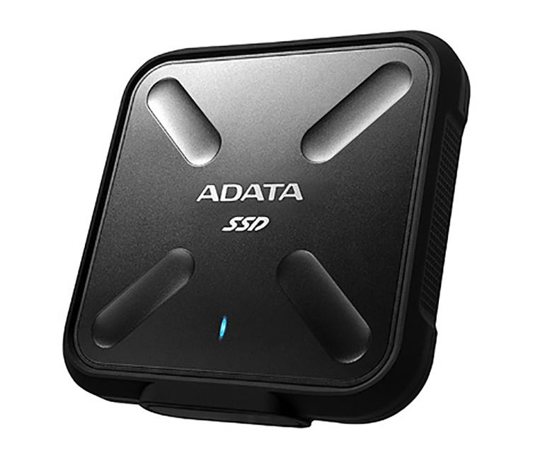 ADATA SD700 512 GB Black