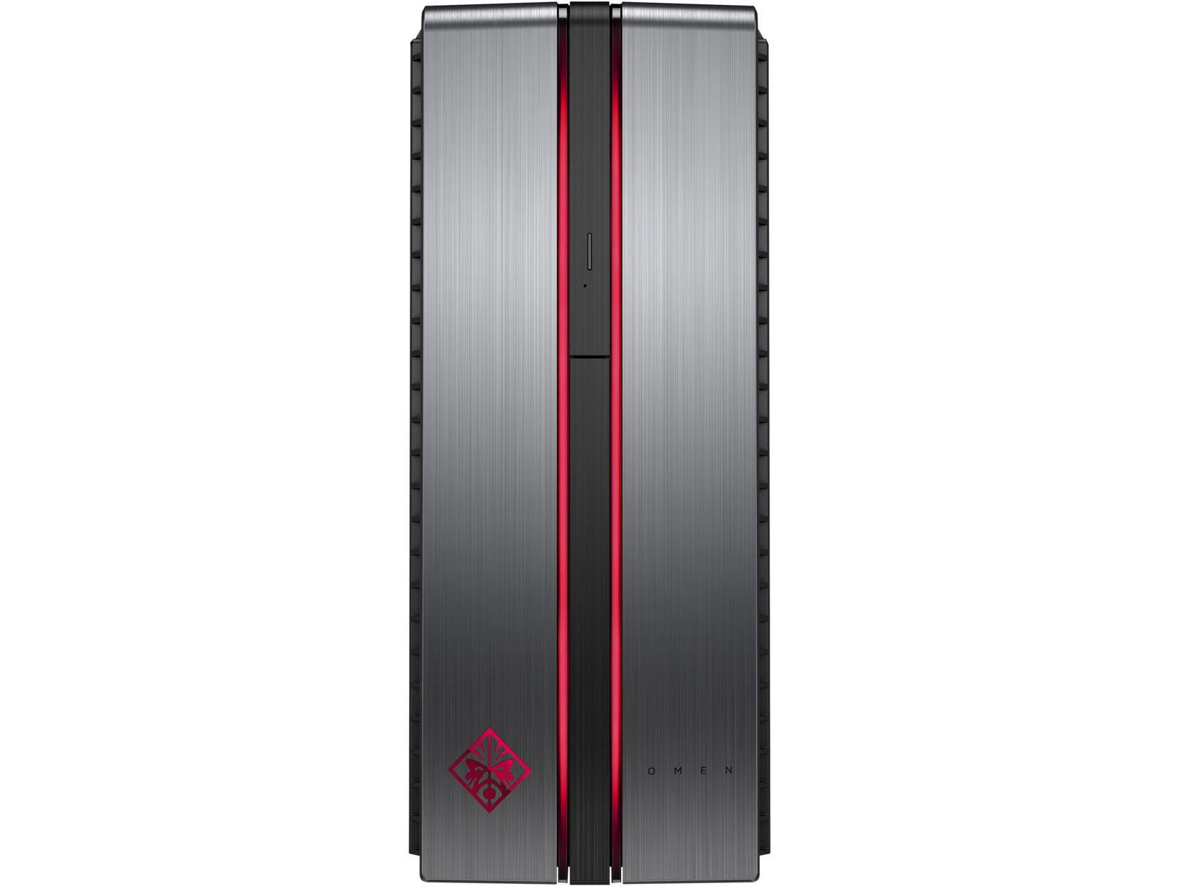 HP OMEN by Desktop PC 870-275na i7-7700 16Gb Ram 2Tb SATA 256GB SSD Win10 Home 64 1 year Warranty