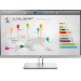 "HP EliteDisplay E273q LED display 68,6 cm (27"") 2560 x 1440 Pixels Quad HD Flat Zwart, Zilver"