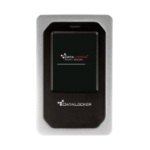 DataLocker DL4 FE 1000 GB Aluminum, Black