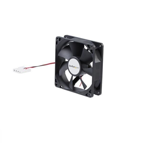 StarTech.com Ventilador Fan para Caja de Ordenador PC Torre - 92x25mm - Conector LP4