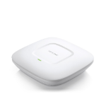 TP-LINK EAP225 draadloze router Dual-band (2.4 GHz / 5 GHz) Gigabit Ethernet Wit