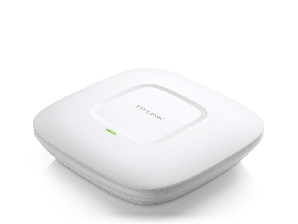 TP-LINK EAP225 Dual-band (2.4 GHz / 5 GHz) Gigabit Ethernet White wireless router