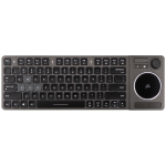 Corsair K83 Wireless keyboard Bluetooth QWERTY UK English Black,Grey