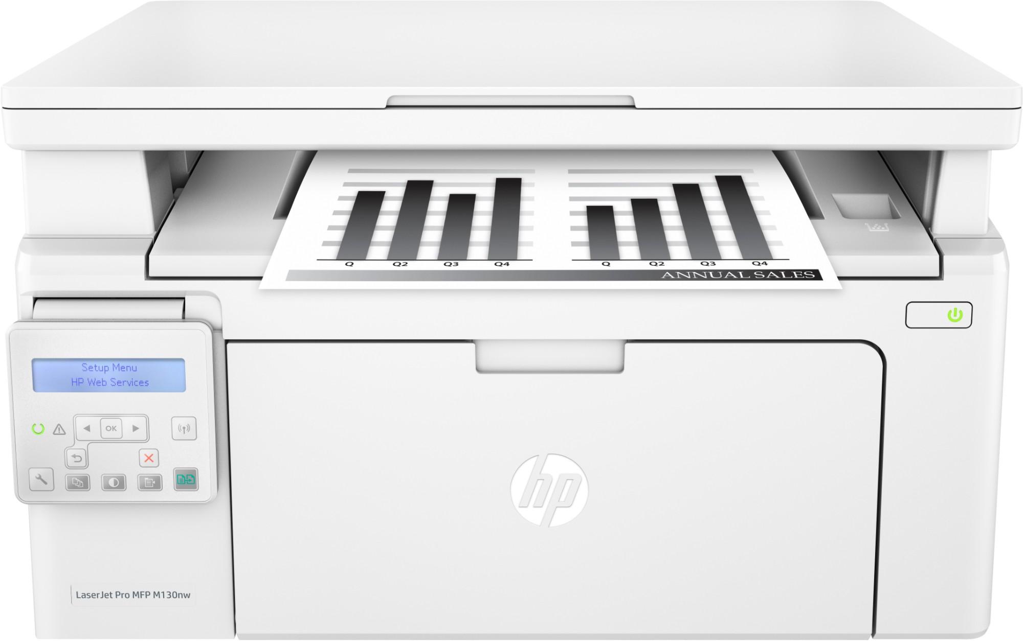HP LaserJet Pro M130nw Laser 22 ppm 1200 x 1200 DPI A4 Wi-Fi