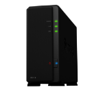Synology DS118/1TB-RED 1 Bay NAS