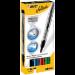 BIC Velleda Liquid Ink Pocket Bullet tip Black,Blue,Green,Red 4pc(s) marker