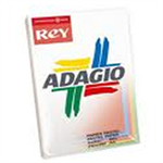 Adagio Card A4 160gsm Assorted Pastel Pack 250
