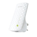 TP-LINK AC750 Network repeater White