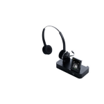 Jabra PRO 9465 Duo DECT Binaural Head-band Black headset