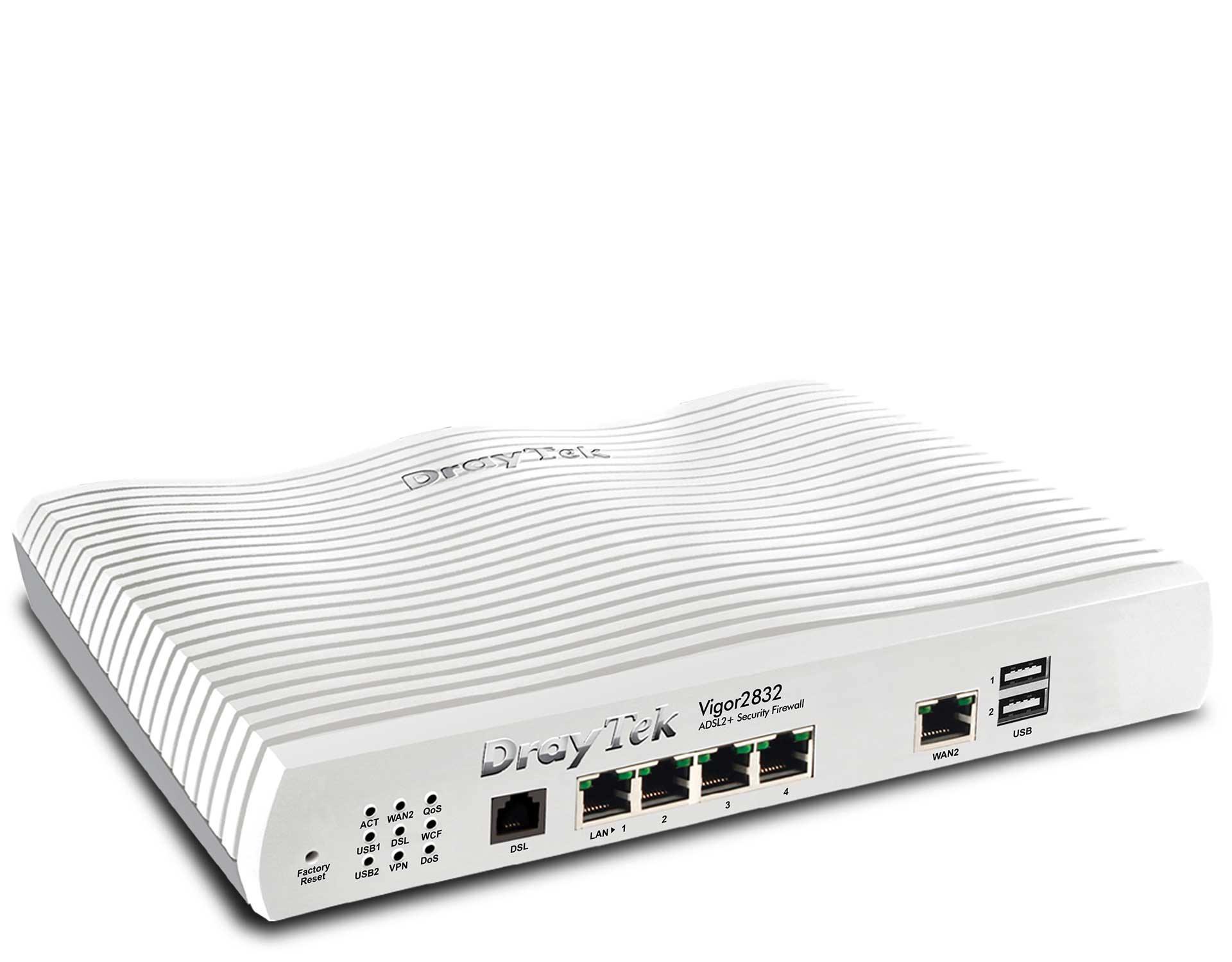 Draytek Vigor2832  Multi Wan ADSL2 Modem Router with 3G/4G via USB
