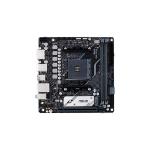 ASUS AMD PRIME A320I-K/CSM AM4 mini–ITX Motherboard,Aura Sync RGB header, DDR4 3600MHz, 32Gb/s M.2, HDMI,