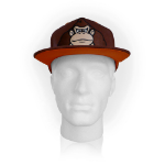 Nintendo Donkey Kong Character Pose with 'Its On Like Donkey Kong' Slogan Snapback Baseball Cap, One Size, Br