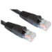 Cables Direct Cat6, 0.5m, LSOH networking cable U/UTP (UTP) Black