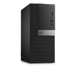 DELL OptiPlex 3040 3.7GHz i3-6100 Mini Tower Black