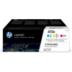 HP CF252XM (410X) Toner MultiPack, 5K pages, Pack qty 3