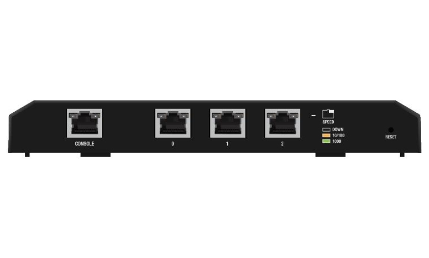 Ubiquiti Networks EdgeRouter ERLITE-3 Ethernet LAN wired router
