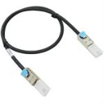 HP mini-SAS 2m Black