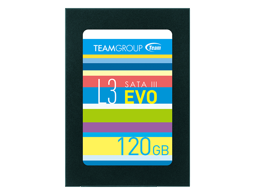 "Team Group L3 EVO internal solid state drive 2.5"" 120 GB Serial ATA III"