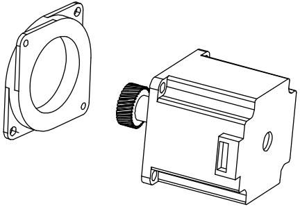 Datamax O'Neil DPR78-2773-01 Label printer