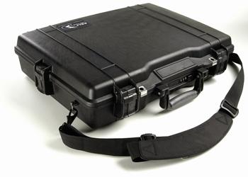 1495 Cases Black No Foam