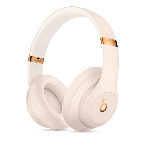 Apple Beats Studio3 mobile headset Binaural Head-band Rose Wired & Wireless