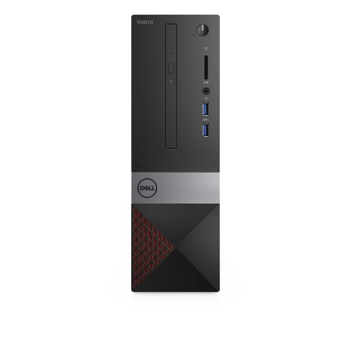 DELL Vostro 3470 9th gen Intel® Core™ i5 8 GB DDR4-SDRAM 256 GB SSD Black,Grey,Red SFF PC