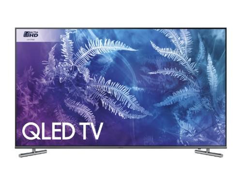 """Samsung Q6F QE65Q6FAMTXXU TV 165.1 cm (65"""") 4K Ultra HD Smart TV Black,Silver"""