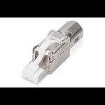 Digitus CAT 8.I Field Termination Plug, Shielded, Tool-free