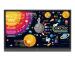 "Benq RP8601K touch screen monitor 2.18 m (86"") 3840 x 2160 pixels Black Multi-touch"