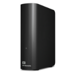 Western Digital WD Elements Desktop Externe Festplatte 4000 GB Schwarz