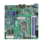 Asrock E3C236D4U Intel C236 Micro ATX server/workstation motherboard