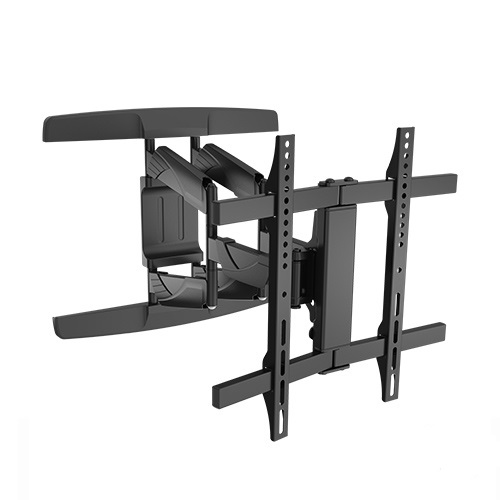 "Brateck New Full-motion Wall Mount Bracket For most 32""-65"" Curved & Flat Panel TVs"