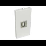 Cables Direct AV-MODUSBB socket-outlet USB White