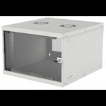 "Intellinet Network Cabinet - Wall Mount (Basic), 6U, 560mm Deep, Grey, Flatpack, Max 50kg, 19"", Three Year Warranty"