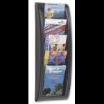 FastPaper Fast Paper A5 Quick Fit Wall Display Black