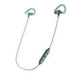 KitSound Race 15 Headset Ear-hook, In-ear Bluetooth Blue