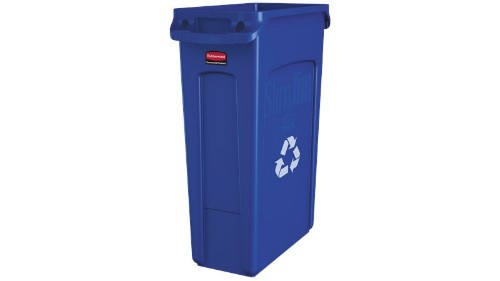 Rubbermaid FG354007BLUE waste container Blue