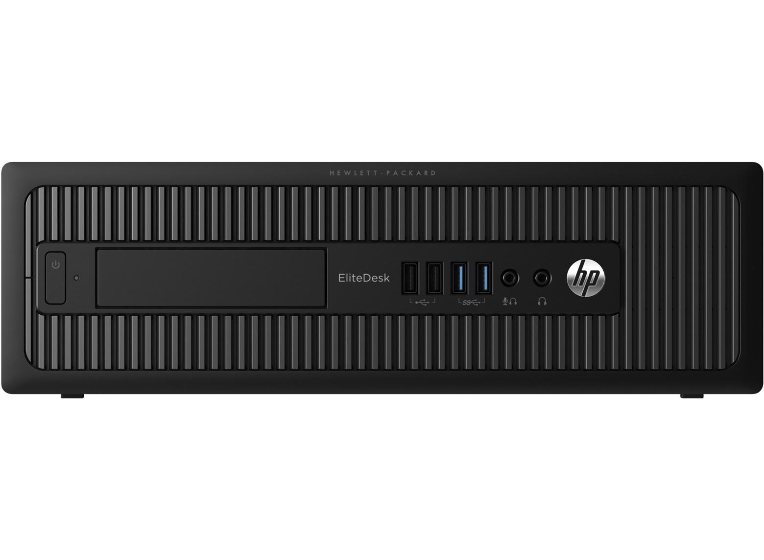 HP EliteDesk 705 G2 3.5GHz A4 PRO-8350B SFF Black