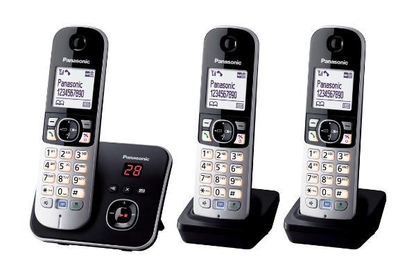 Panasonic TG6823 DECT Phone - Trio